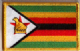 Flag Patch - Zimbabwe 08